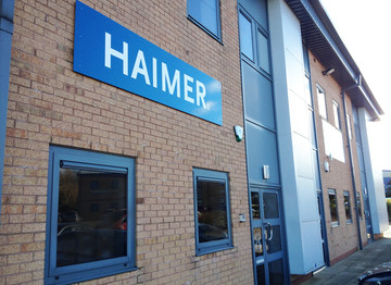 Office Haimer UK Ltd in Manchester