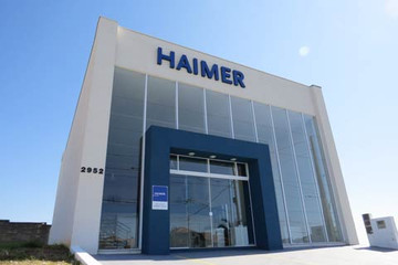 Founding of the sales and service subsidiary HAIMER do Brasil in São Paulo