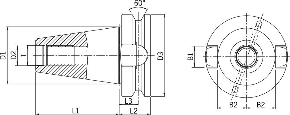 cat 40 tool holder dimensions. steep taper bt50 cat 40 tool holder dimensions