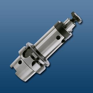 Version HSK-A63 Haimer A63.040.32 Combination Shell End Mill Adapter 32 mm Diameter Short