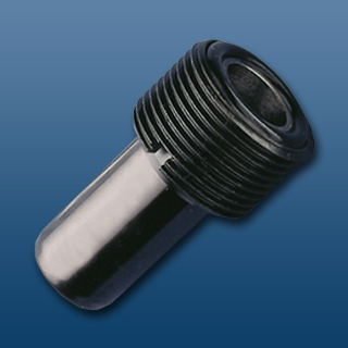 Haimer 85.700.80 Coolant Pipe for HSK-A80 with 2 Packing Rings